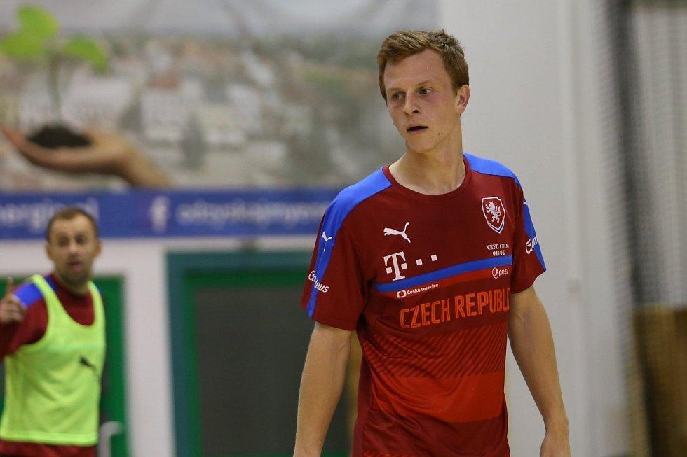 Jiří Vokoun v dresu futsalové reprezentace