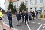 Ve čtvrtek 12. prosince byla slavnostně otevřena opravovaná silnice mezi Všetaty a Nedomicemi.