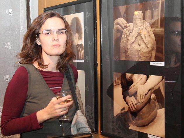 V neratovickém společenském domě jsou k vidění hned čtyři výstavy najednou.