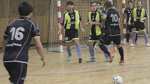 2. liga Západ: Olympik Mělník - Boca Chotěboř