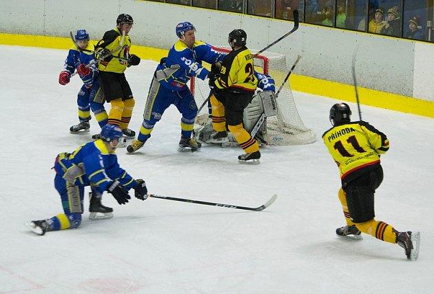 Junior Mělník - HC Benešov.