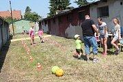 Městská policie Neratovice připravila společně s městem a dalšími organizacemi krásný dětský den.
