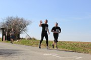 Pravidelný trénink se vyplatí. Potvrzuje to vítězství Jiřího Šmída z Byšic, který první dubnovou sobotu ovládl osmý ročník Stráneckého běhu.
