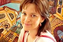 Ivana Tošnarová ze Střem vyrábí šperky a ilustruje dětské knížky