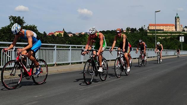 Mělnický triatlon