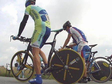 Jízda na kole bude jedna z nejlehčích disciplín.