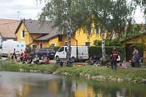 Prázdniny odstartovaly v sobotu v časných ranních hodinách v Daminěvsi osmnáctým ročníkem tradičního Sportovního rybolovu.