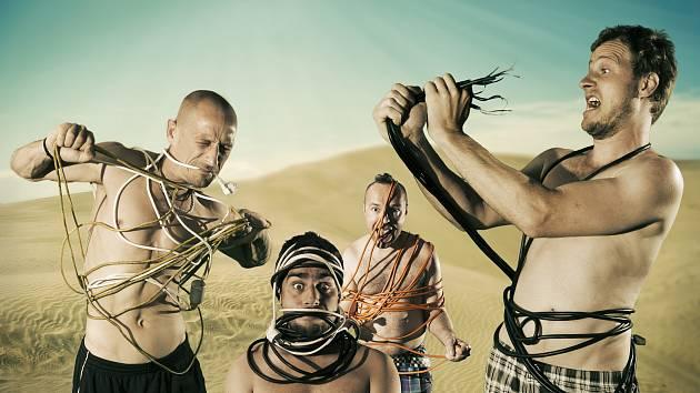 Loni oslavila kapela Wohnout dvacáté výročí založení skupiny.