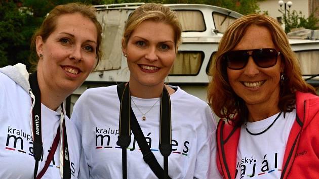 V sobotu 11. května  proběhl v loděnici pod kralupským mostem T. G. Masaryka jubilejní desátý Kralupský majáles.