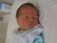 Marek Špergl se rodičům Lucii a Jindřichovi z Mělníka narodil v mělnické porodnici 1. listopadu 2014, vážil 3,12 kg. Na brášku se těší 3letý Vojtíšek.