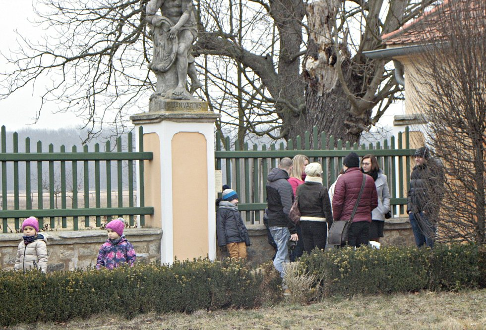 Zámek Veltrusy otevřel brány do nové sezóny.