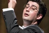 Dirigent Marek Štilec.