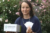 K zálibám Kamily Rubešové patří včelaření a zahrádka.