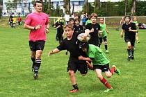 Bavaria Rugby Cup aneb Mistrovství světa pro děti letos vstoupil do čtvrtého ročníku