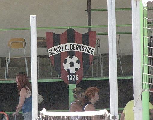 Fotbalový turnaj v Dolních Beřkovicích