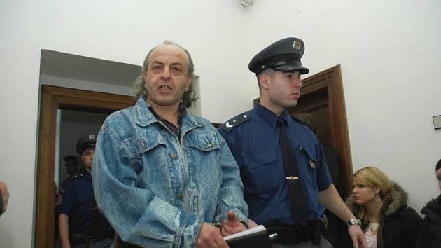 Odsouzený  Ján Kasan