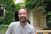 PETR LUMPE využívá svých znalostí v oboru zoologie v Regionálním muzeu v Mělníku už  kolem dvaceti let.