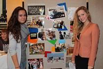 Žáci středních škol, učilišť i gymnázií přivítali budoucí studenty.