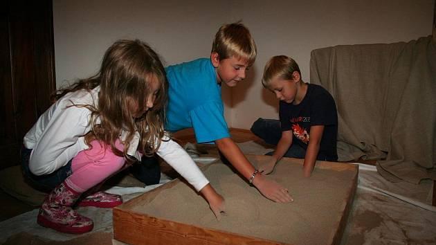 Výstava o Keltech láká děti i dospělé