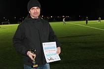 Mělnickou zimní ligu 2013 vyhrál AFK Hořín