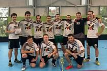 Nejlepší týmy 3. ročníku Maniacs cupu v Mělníku - 1. Florbal Neratovice, 2. Floor Maniacs Mělník, 3. Fbc Lions MB.