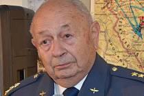 Plukovník Zbyněk Čeřovský.