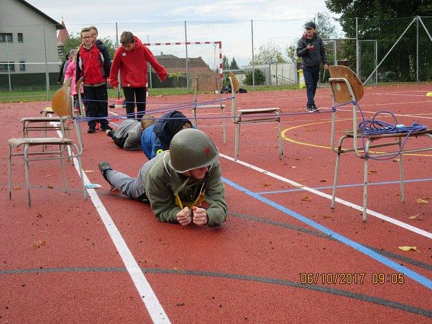 Všetatské žáky spojoval dohromady den sportu