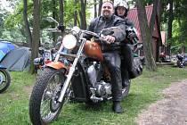 Motosraz ve Veltrusích