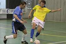 """Futsalisté Olympiku se v pátek vrátí na """"místo činu"""" do mělnické haly BIOS, se kterou se před časem rozloučili exhibičním zápasem proti výběru druhé ligy Západ."""