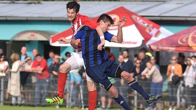 Navzdory umístění na postupových příčkách si fotbalisté Jiren a Záp proti sobě i v příštím ročníku zahrají nanejvýš v ČFL.