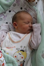 Veronika Dvořáková se rodičům Petře Vopatové a Davidu Dvořákovi z Tišic narodila v mělnické porodnici 30. prosince 2017, měřila 48 cm a vážila 3,19kg. Doma se na ni těší 6letá Nikolka.