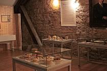 VRegionálním muzeu Mělník je od pátku 17. ledna kvidění zajímavá výstava snázvem Proměny tvaru a dekoru ve fajánsi a jemné kamenině ze 17. až 19. století.