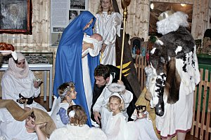 Advent v muzeu začal výstavou betlémů