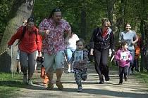 Běh veltruským parkem 2009