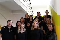 U příležitosti Dne učitelů vyjádřila velká část pedagogů napříč celou republikou svoji nespokojenost s dlouhodobým stavem českého školství. Formou protestu bylo oblečení v černé barvě. Do akce se zapojila také Základní škola Lužec nad Vltavou.