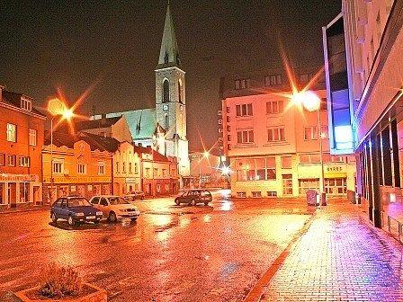 Kralupské centrum