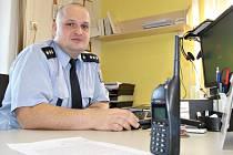 Mšenské policejní oddělení vede Robert Šlégl.