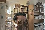 Herní odpoledne v Městské knihovně Mělník s názvem Hry a hlavolamy patřilo v úterý 11. února právě hrám a hlavolamům.