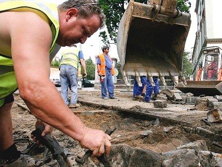 Kdy začnou na kanalizaci pracovat? Vše závisí, jak jinak, na státní dotaci.