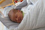 FRANTIŠEK BRTEK se rodičům Markétě a Josefovi z Odřepsů u Poděbrad narodil 18. března 2018 v mělnické porodnici, vážil 3,91 kg a měřil 51 cm. Doma se na něj těší 4letý Josífek.