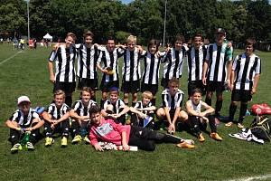 Starší žáci FC Mělník na turnaji v Polsku