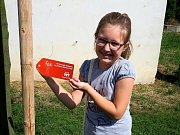 Devítiletá Markéta Šulcová si právě adoptovala habr.