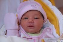 Sofie Bednaříková se rodičům Miladě a Vítovi z Prahy 9 narodila v mělnické porodnici 21. března 2013, vážila 3,07 kg a měřila 49 cm. Na sestřičku se těší Nikola a Klaudie.