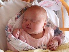 Šárka Laubová se rodičům Jadwize a Tomášovi Laubovým z Roudnice nad Labem narodila v mělnické porodnici 18. 1. 2014, měřila 52 cm a vážila 4,19 kg. Na sestřičku se těší 19měsíční Barborka.