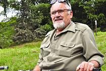 Jaroslav Pešička v rámci léčby diabetu zvolnil své volnočasové aktivity, i proto rád chodí na ryby.
