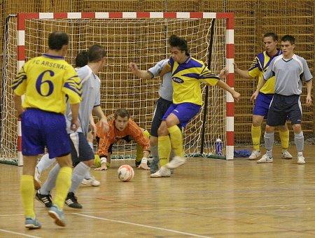 Olympik Mělník B - Arsenal Benešov (2-2)