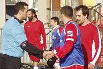 Český pohár: V. Borek - Liběchov