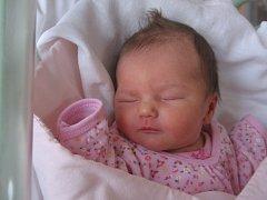 Lucie Červenková se rodičům Petře a Bohumilovi z Neratovic narodila v mělnické porodnici 25. října 2015, vážila 3,45 kg a měřila 50 cm.
