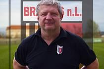Fotbalový trenér Karel Zajac