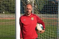 Lukáš Fibiger, šéftrenér mládeže FK Neratovice-Byškovice